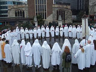British Druid Order, Spring Equinox, 2010