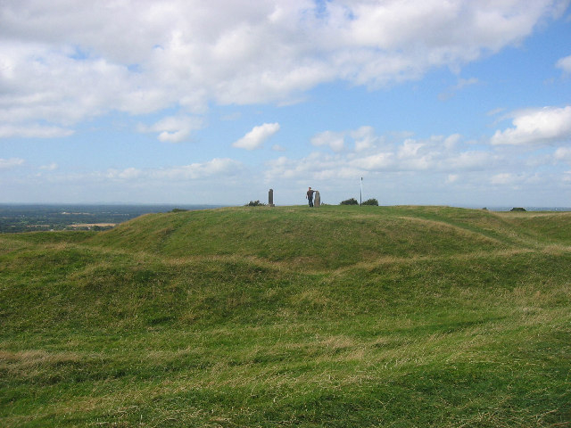 The Hill of Tara, County Meath, Patrick Brown