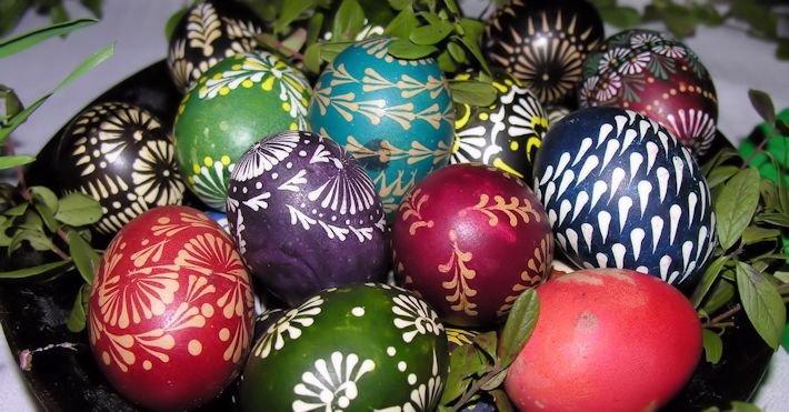 Lithuanian eggs