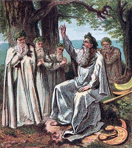 Druid Priests