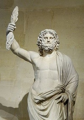 Jupiter (the Louvre)