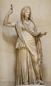 Hera (the Louvre, Roman c. 200 CE)