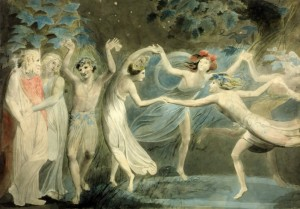 Oberon_Titania_and_Puck_with_Fairies_Dancing._William_Blake._c.1786