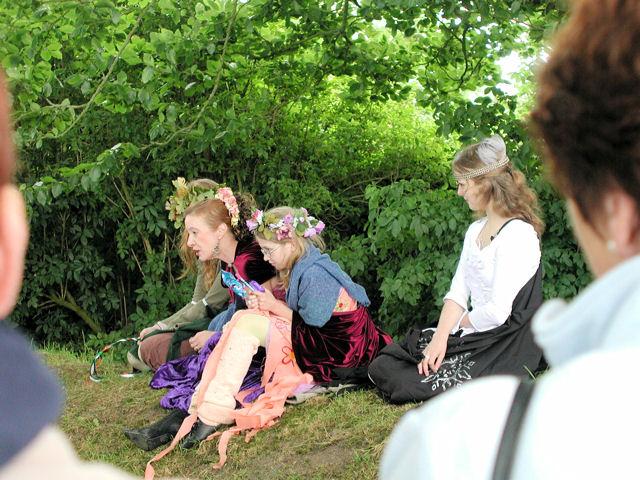 Janet Farrar, Summer Sostice 2004 Ireland