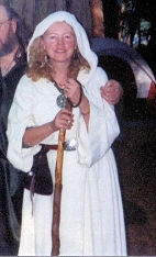 Robe with hood